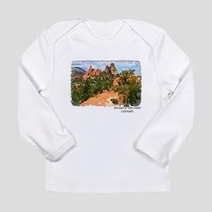 Garden of the Gods Long Sleeve Infant T-Shirt