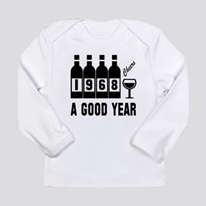 1968 A Good Year, Cheer Long Sleeve Infant T-Shirt