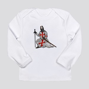 THE TEMPLAR Long Sleeve T-Shirt
