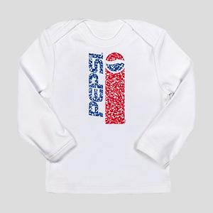 Pepsi Flashback Bubbles Long Sleeve Infant T-Shirt