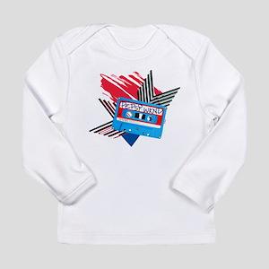 Pepsi Flashback Cassett Long Sleeve Infant T-Shirt