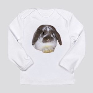 """Bunny 1"" Long Sleeve Infant T-Shirt"