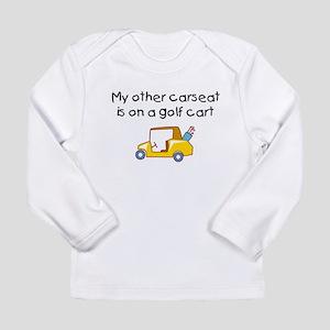 golfcartcarseat Long Sleeve T-Shirt
