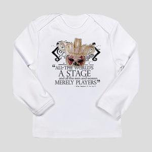 As You Like It II Long Sleeve Infant T-Shirt