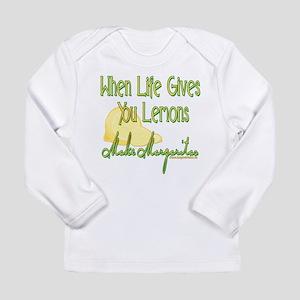 Make Margaritas Long Sleeve Infant T-Shirt