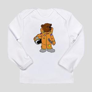 Buzz the Astronaut Bear Long Sleeve Infant T-Shirt