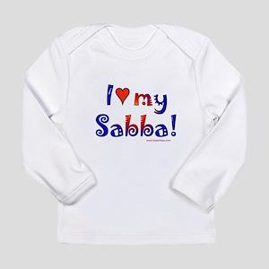I love my Sabba Long Sleeve Infant T-Shirt