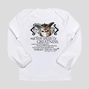 Twelfth Night 2 Long Sleeve Infant T-Shirt