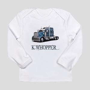 K Whopper Long Sleeve Infant T-Shirt