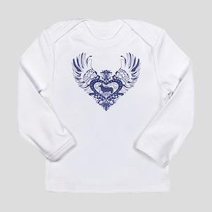 Corgi Long Sleeve Infant T-Shirt