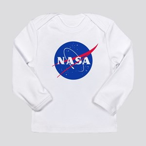 NASA Long Sleeve Infant T-Shirt