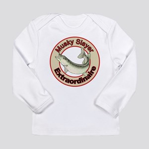 Musky Slayer Long Sleeve T-Shirt