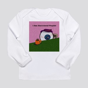 Recovered Long Sleeve Infant T-Shirt