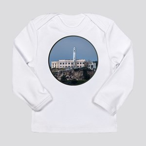 Helaine's Alcatraz Island Long Sleeve Infant T-Shi