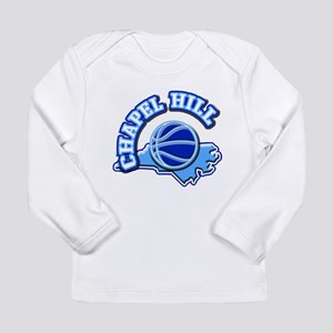 Chapel Hill Basketbal Long Sleeve T-Shirt
