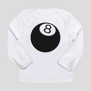 Riyah-Li Designs 8 Ball Long Sleeve Infant T-Shirt