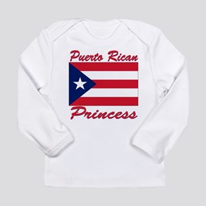 Puerto rican pride Long Sleeve Infant T-Shirt