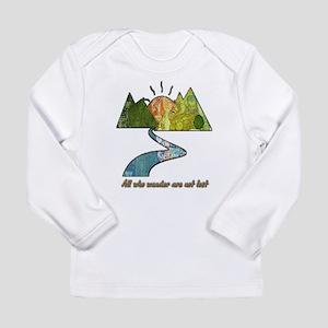 Wander Long Sleeve Infant T-Shirt