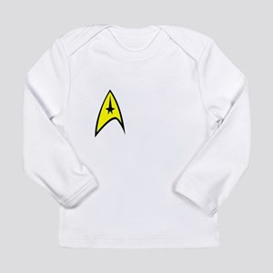 Future Starship Captain Long Sleeve T-Shirt