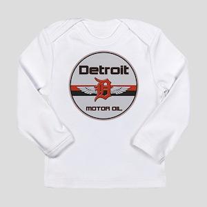 Detroit Motor Oil Long Sleeve Infant T-Shirt