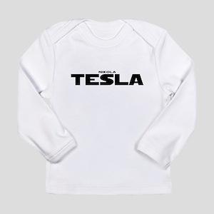 Tesla Long Sleeve Infant T-Shirt