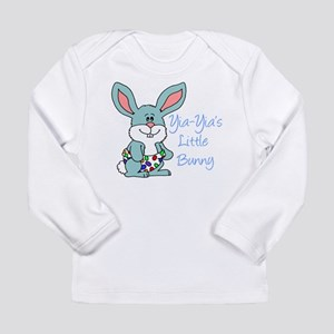 Yia-Yia's Little Bunny Long Sleeve Infant T-Shirt