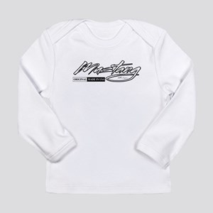 mustang Long Sleeve Infant T-Shirt
