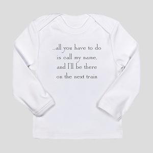 Theme 2 Long Sleeve Infant T-Shirt