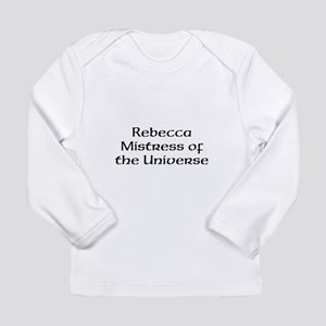 Mistress of Universe Long Sleeve Infant T-Shirt