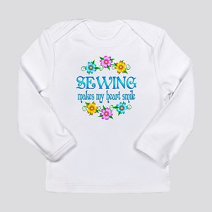 Sewing Smiles Long Sleeve Infant T-Shirt