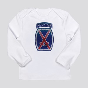 10th Mountain Division - Clim Long Sleeve Infant T