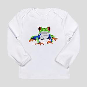 Frog Long Sleeve Infant T-Shirt