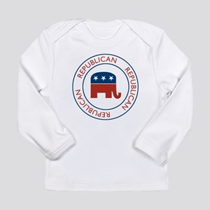 Republican Long Sleeve Infant T-Shirt