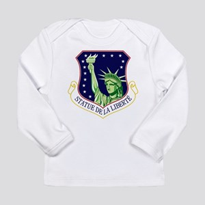48th Fighter Wing Long Sleeve Infant T-Shirt