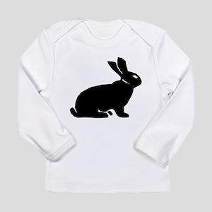 Rabbit Long Sleeve Infant T-Shirt