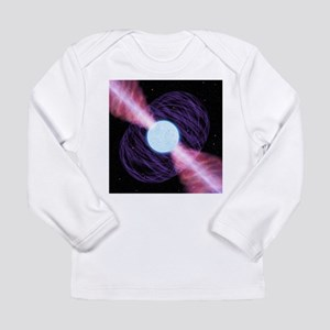 Pulsar - Long Sleeve Infant T-Shirt