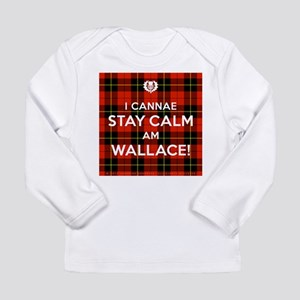 Wallace Long Sleeve Infant T-Shirt