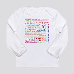 Ultimate Dance Collection Long Sleeve Infant T-Shi