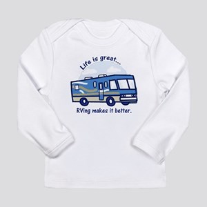RVinggreat Long Sleeve Infant T-Shirt