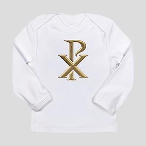 Golden 3-D Chiro Long Sleeve T-Shirt
