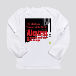 Alcatraz Summer Camp Long Sleeve Infant T-Shirt