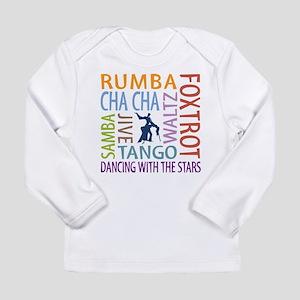 Ballroom Dancing DTWS Long Sleeve Infant T-Shirt