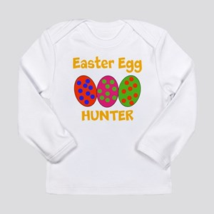 Easter Egg Hunter Long Sleeve T-Shirt