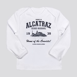 Alcatraz High School Long Sleeve Infant T-Shirt