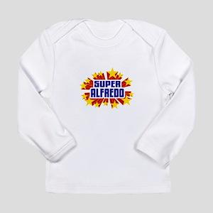 Alfredo the Super Hero Long Sleeve T-Shirt