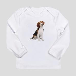 Beagle #1 Long Sleeve Infant T-Shirt