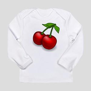 Two Cherries Long Sleeve T-Shirt