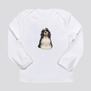 Cocker (parti) Long Sleeve Infant T-Shirt