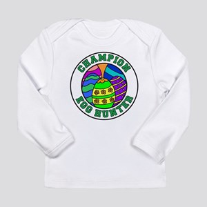 Champion Egg Hunter Long Sleeve T-Shirt