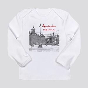 Amsterdam Long Sleeve Infant T-Shirt